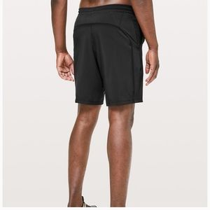 Lululemon black Pace Breaker Short